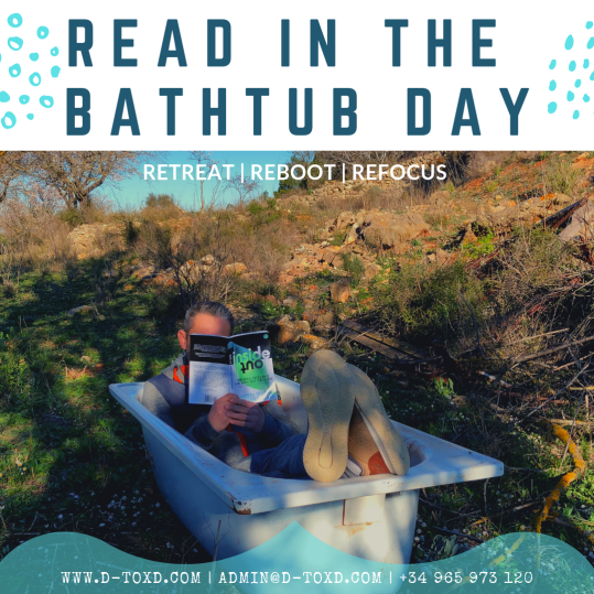 D-Toxd - Read in The Bathtub Day