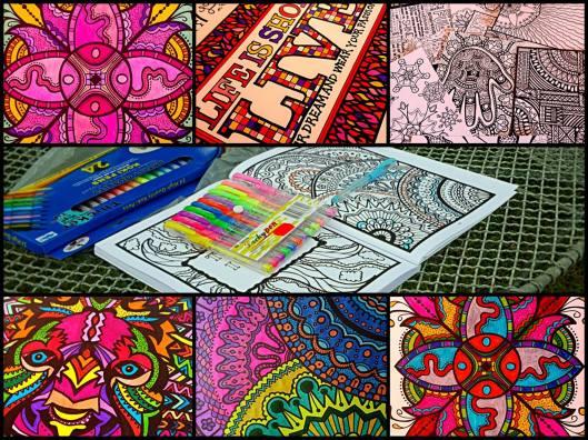 The Big Mindful Colourful Book